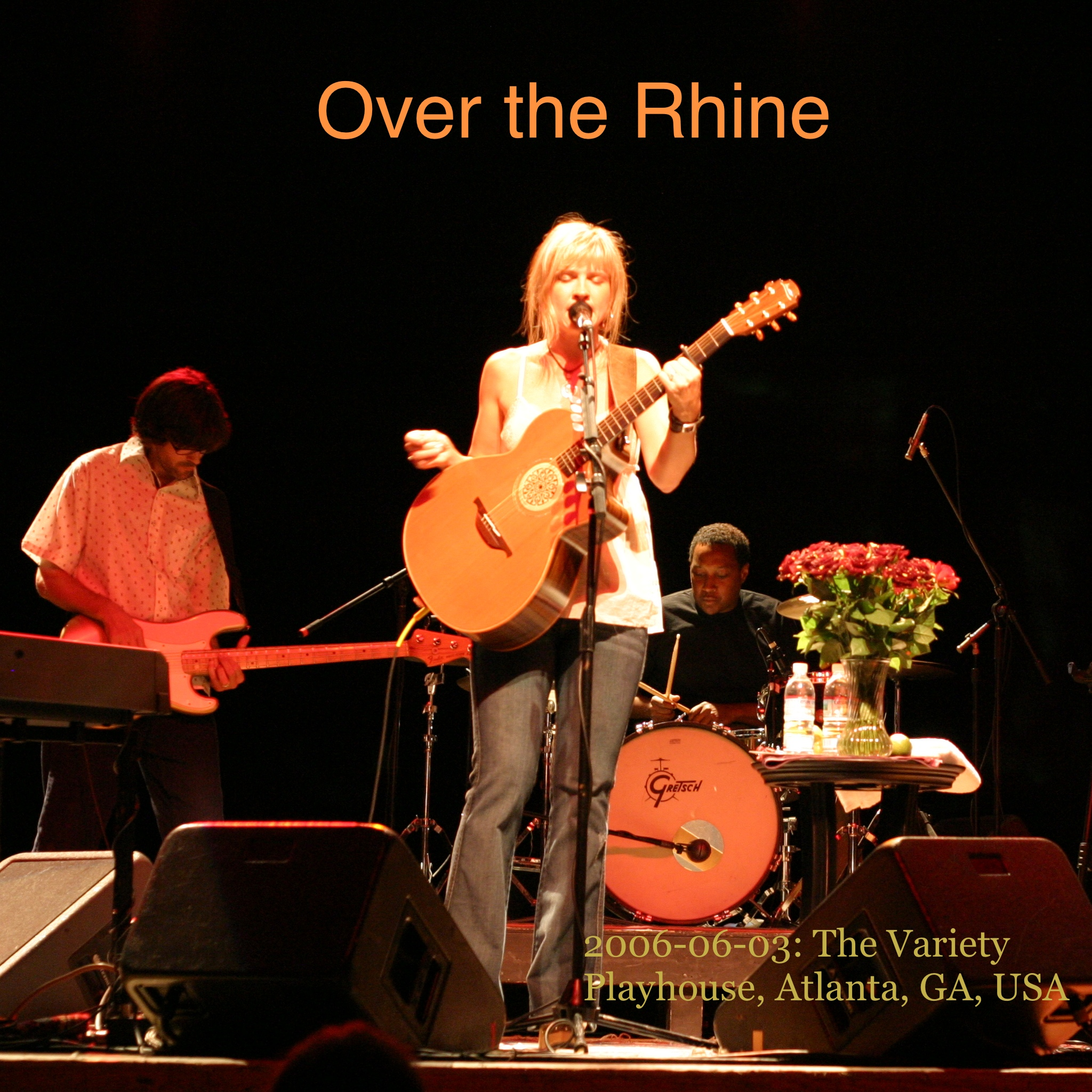 Over the Rhine - 20060603 - cover