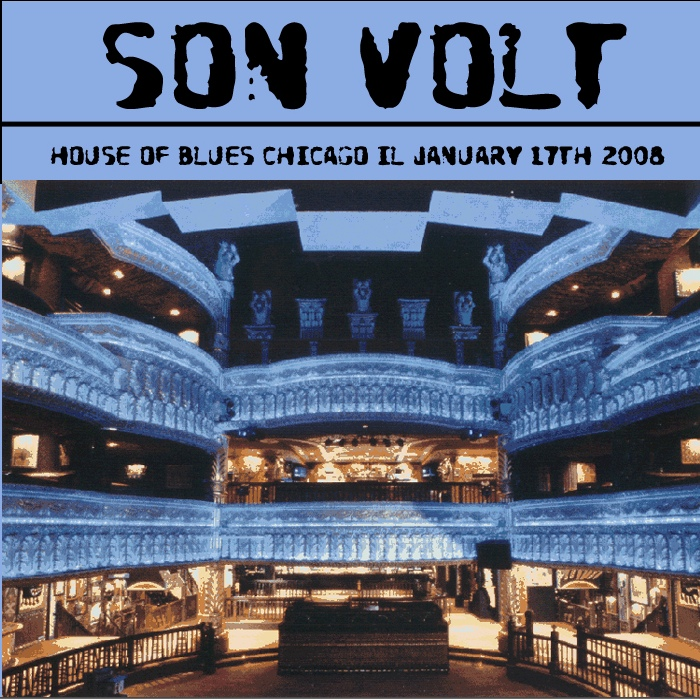 Son Volt - 20080117 - cover