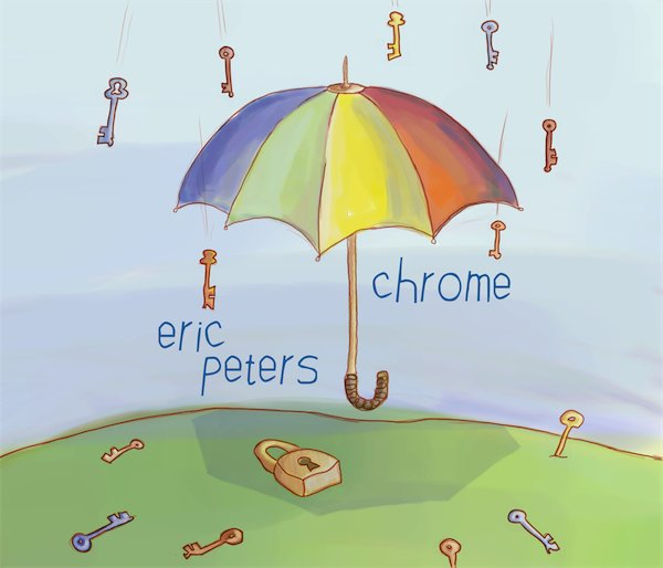 Cover art for Eric Peters's /Chrome/
